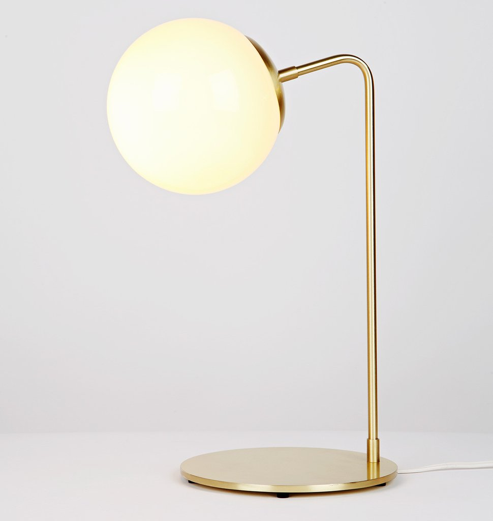 Brass Desk Lamp Modern