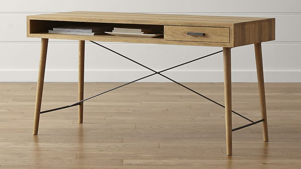 Image of: Clybourn Desk Crate And Barrel