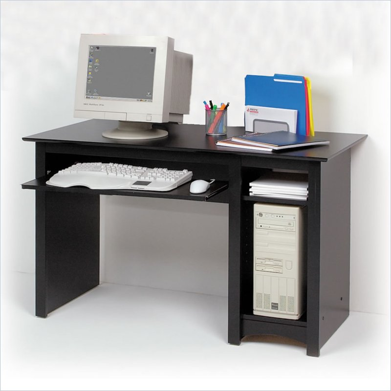 Image of: Compact Computer Desk Small