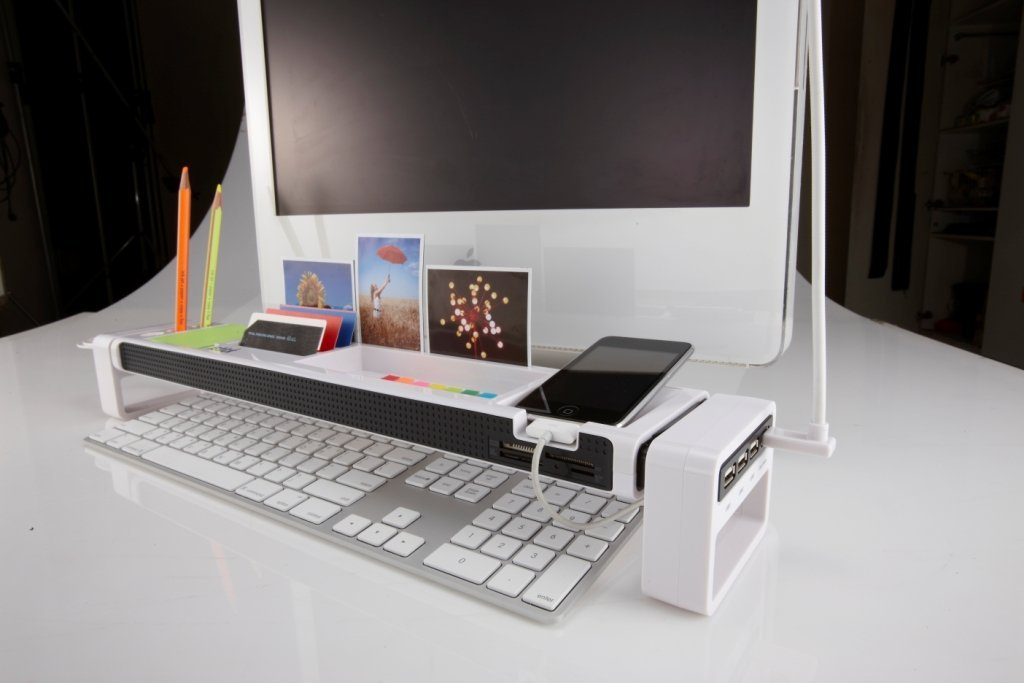 Image of: Computer Desk Accessories Organizer