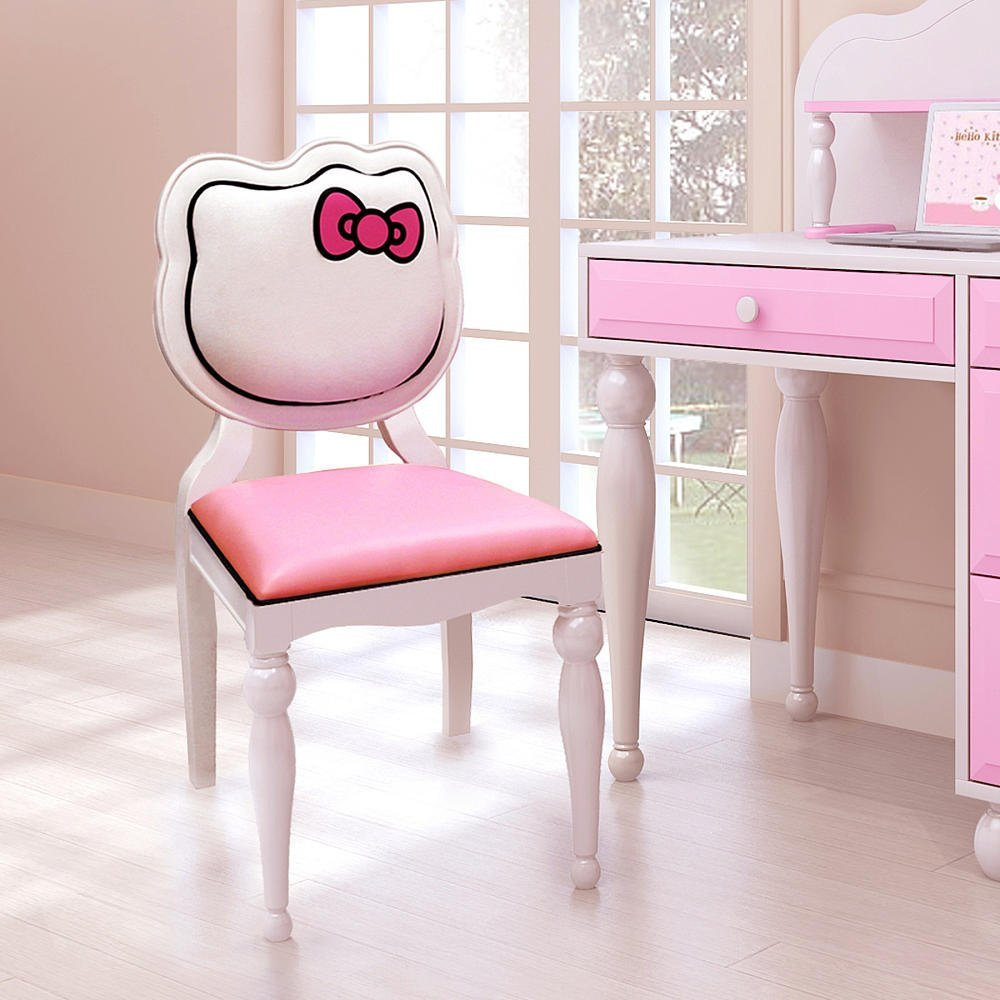 Cute Desk Chairs Hello Kitty