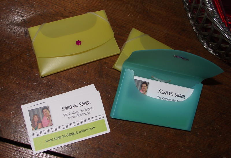 Image of: Desk Card Holder Color