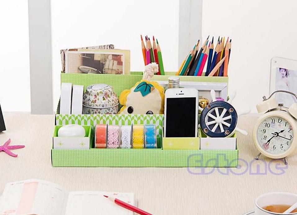 Image of: Desk Organiser Color