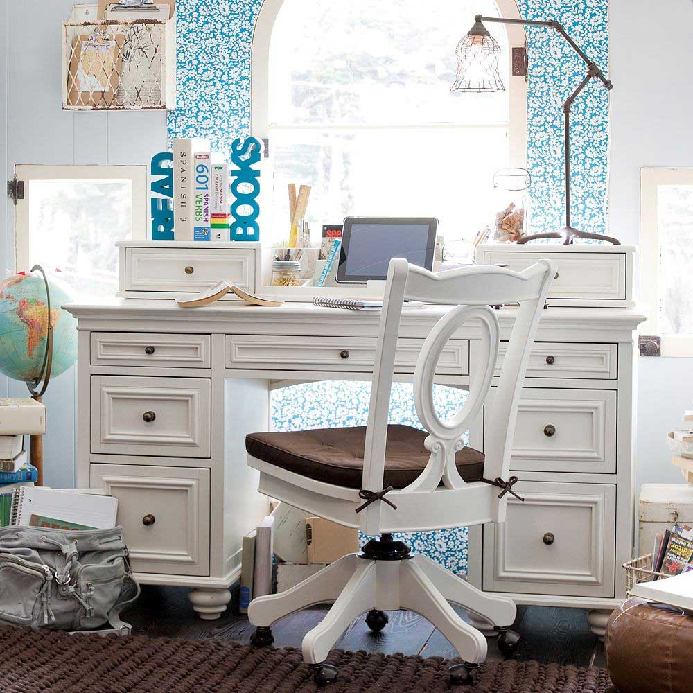 Image of: Desk for Teenage Girl Design