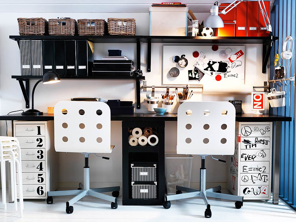 Image of: Desk for Teenage Girl Style