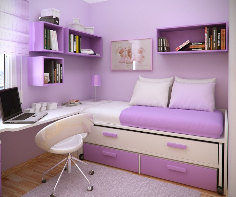 Image of: New Desk For Teenage Girl Ideas