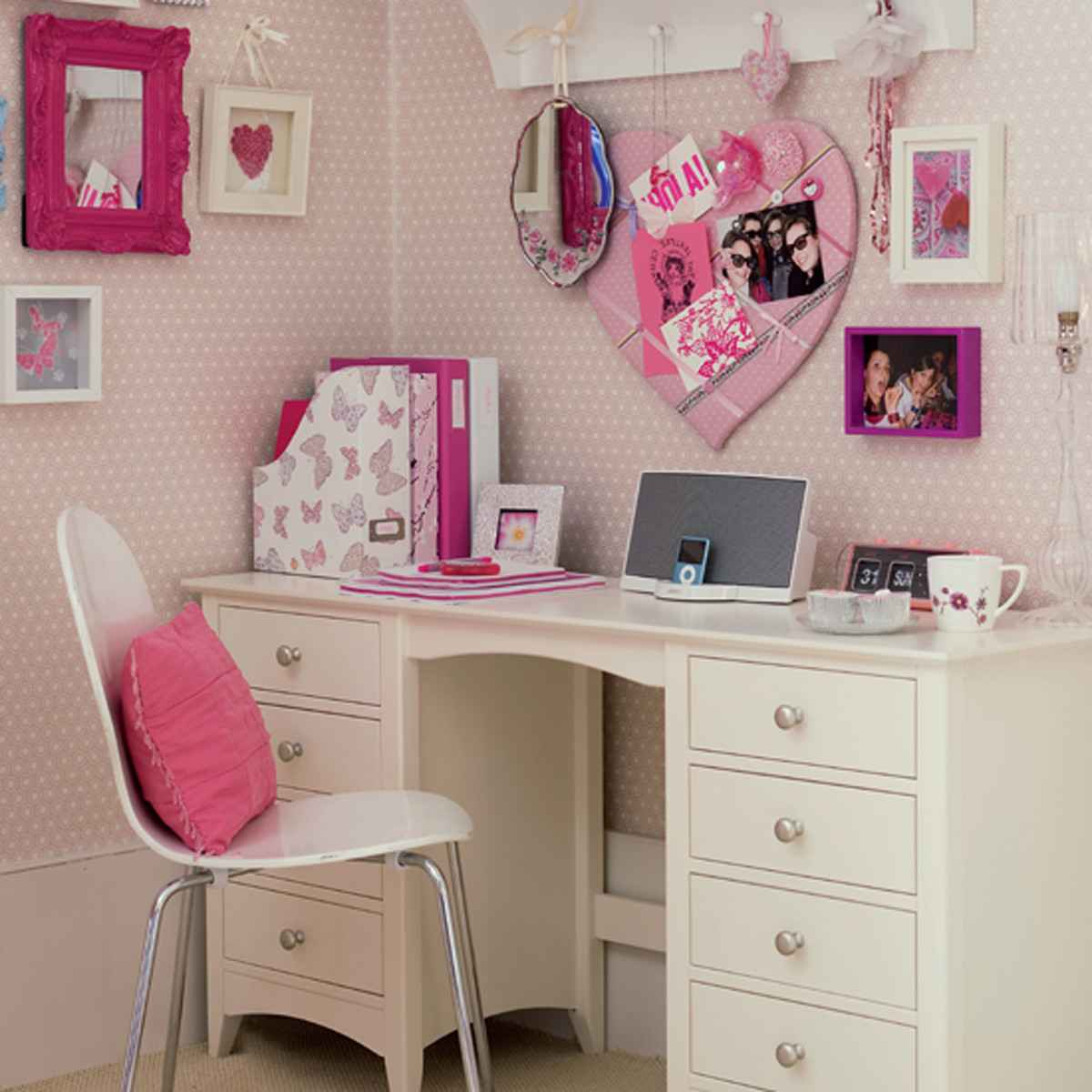 Image of: Perfect Desk Chairs for Teens