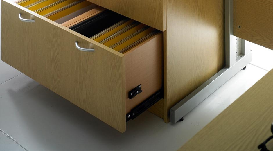 Perfect Desk Drawer Slides