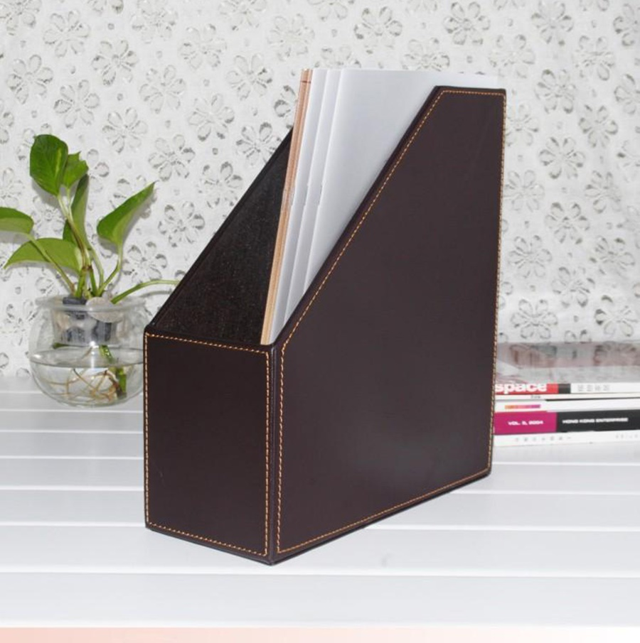 Image of: Picture Desk File Organizer