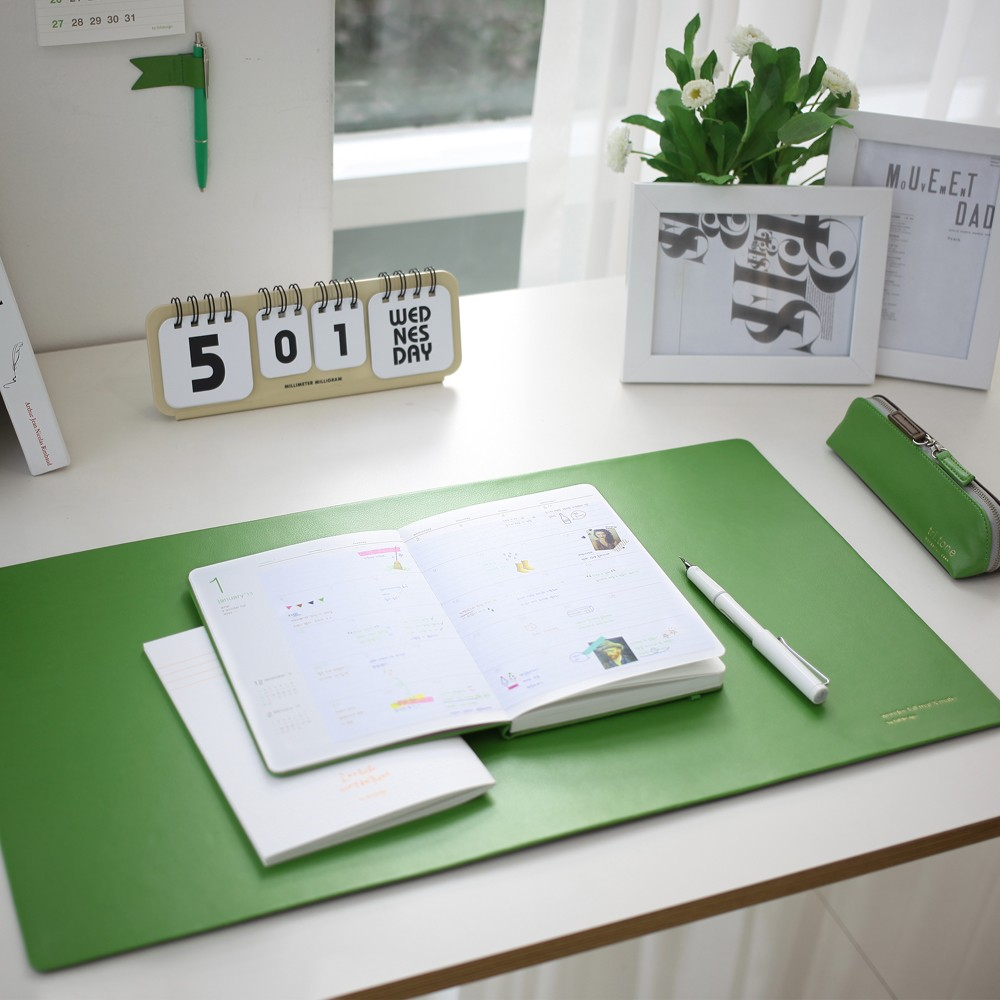 Image of: Popular Desk Mat