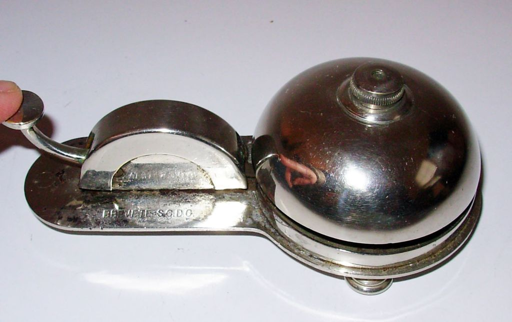 Sound of a Desk Bell