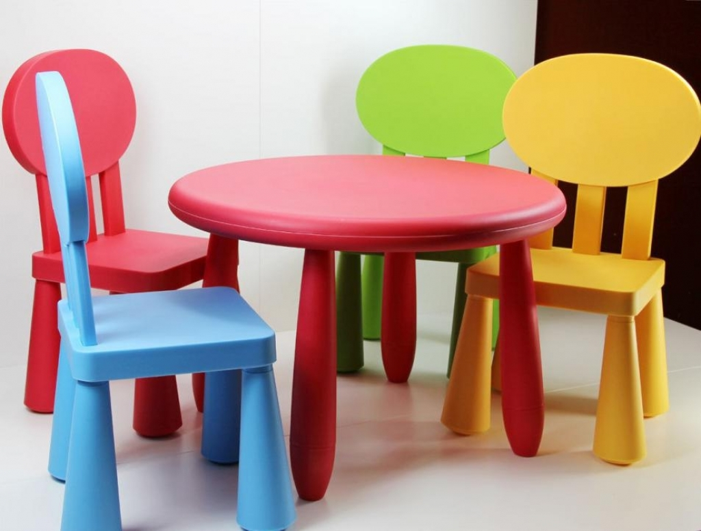 Image of: Top Childrens Desk And Chair Set