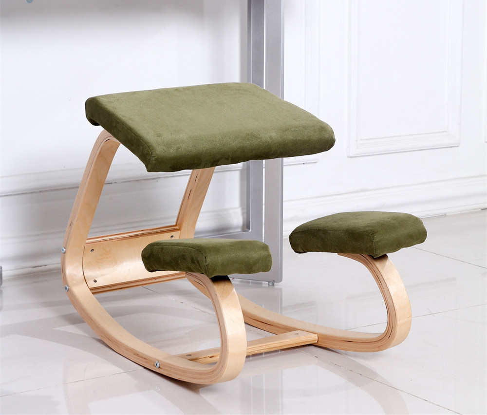 Image of: Unique Desk Chair Without Wheels