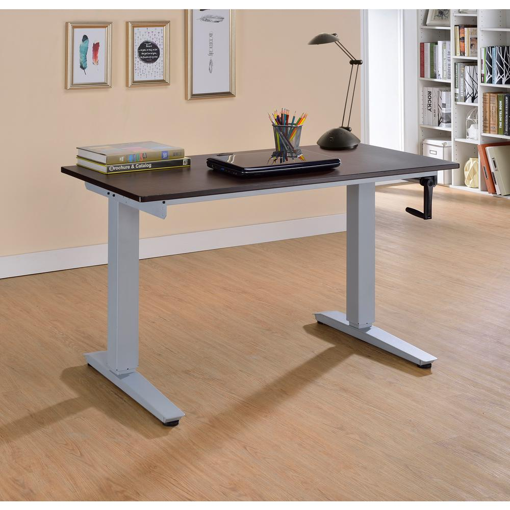 Image of: Wonderful Desk Lift Kit