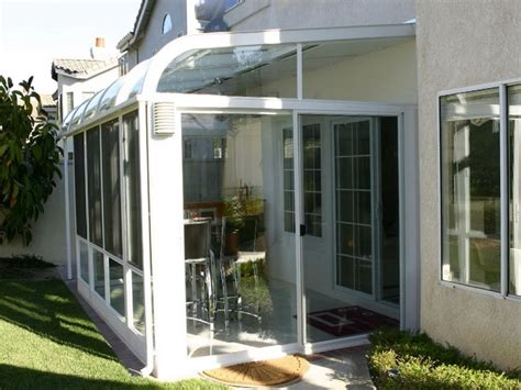 Image of: Awesome Enclosed Patio Ideas