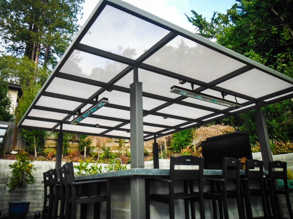 Awesome Mesh Patio Cover