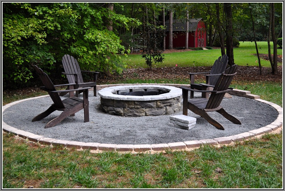 Image of: Awesome Patio And Firepit Ideas