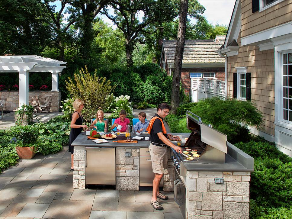 Bbq Patio Ideas for Small Spaces