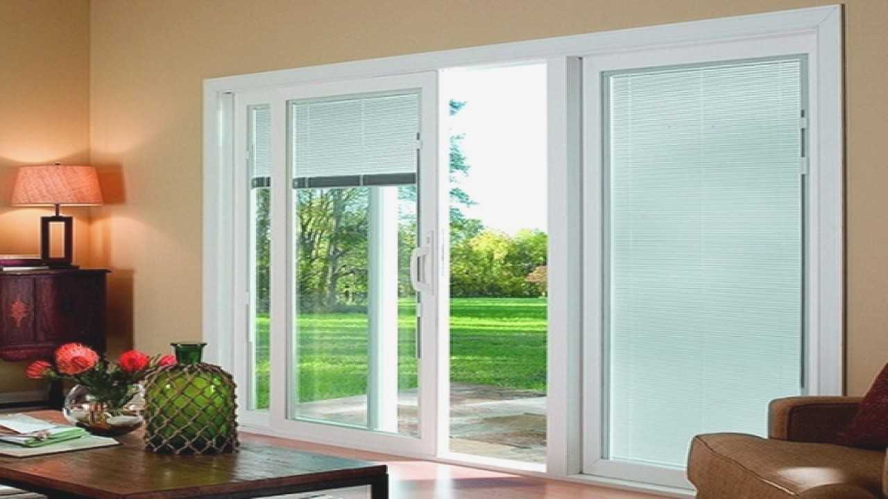 Image of: Best Blinds For Patio Doors Ideas