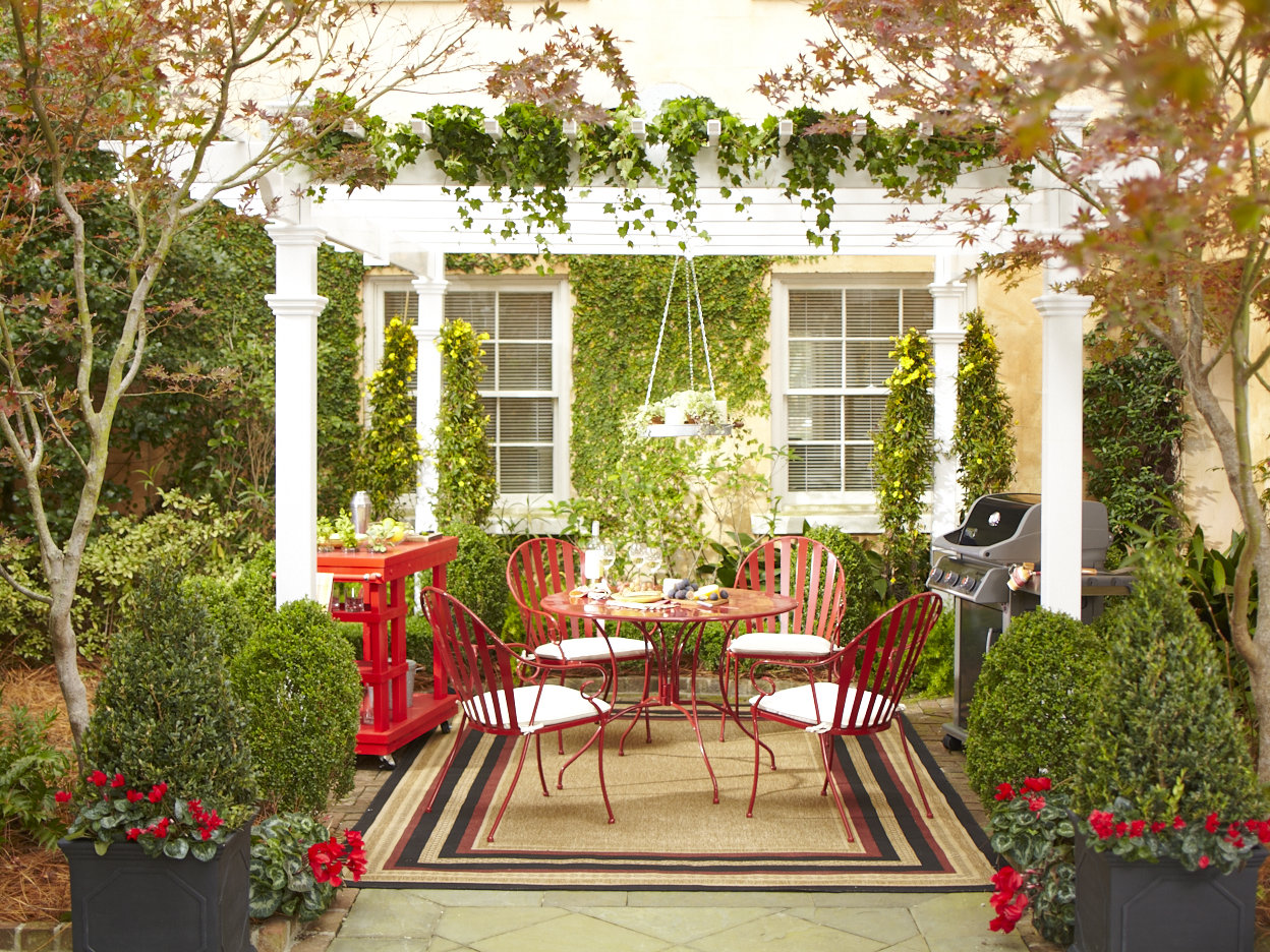 Image of: Best Patio Room Ideas Darkening Curtains