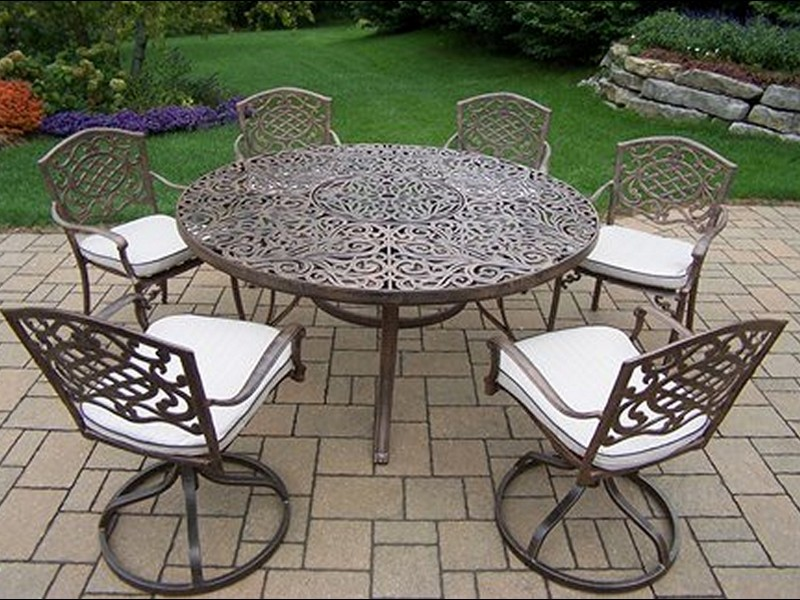 Image of: Best Round Patio Table Cover Ideas