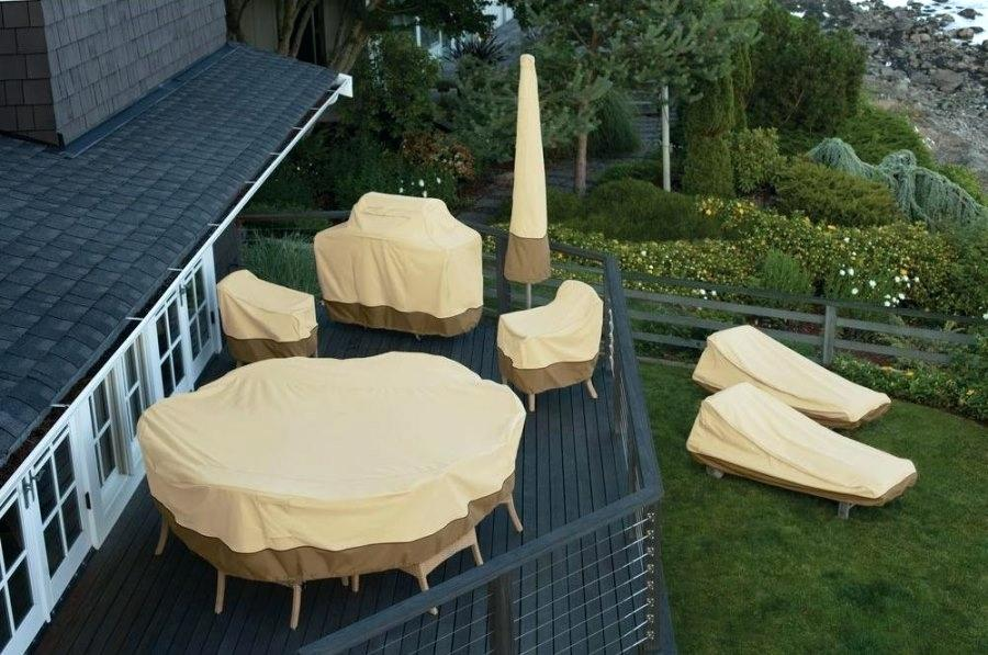 Image of: Choose Patio Furniture Cover
