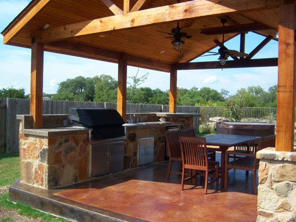 Free Standing Free Patio Cover Blueprints
