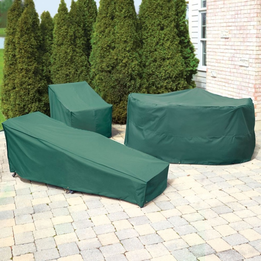 Green Patio Chair Cover