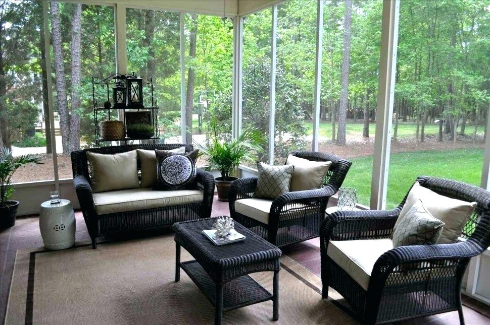 Image of: Indoor Patio Ideas Furniture
