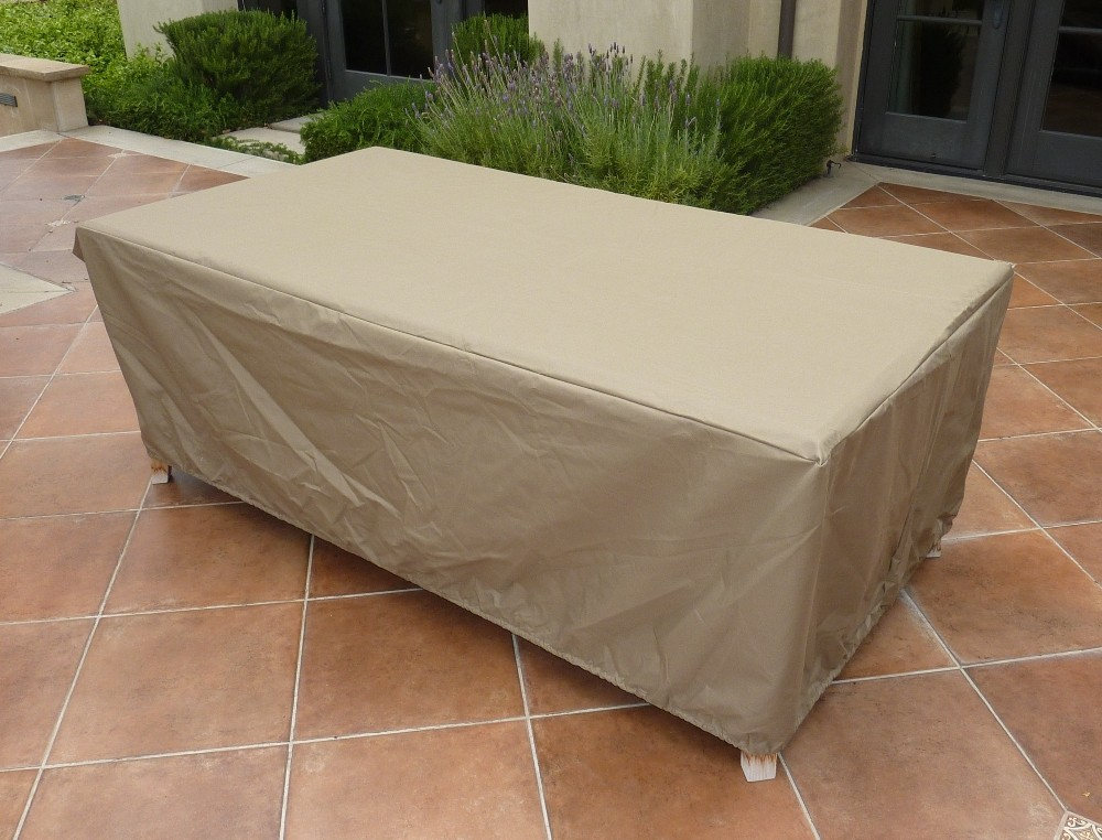 Image of: Large Patio Table Cover