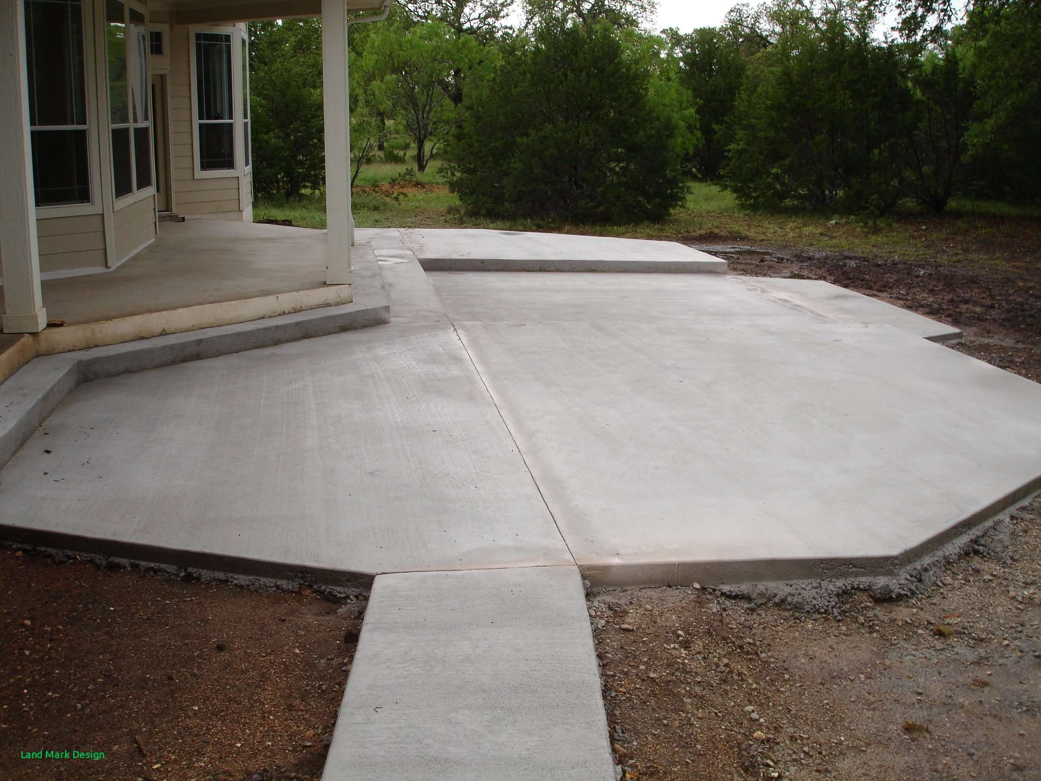 Image of: Lifting-Concrete-Slab-Patio