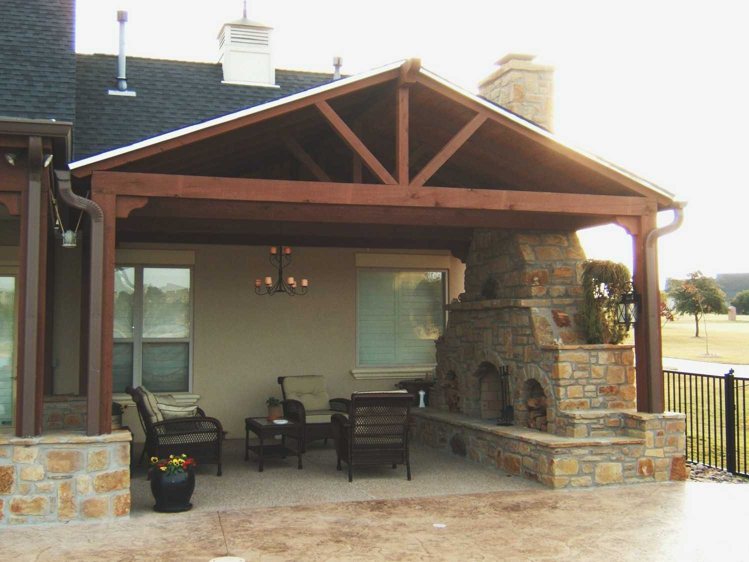 Image of: Cheap Patio Cover Ideas Fresh Outdoor Patio Cover Ideas Dixq Design Vine