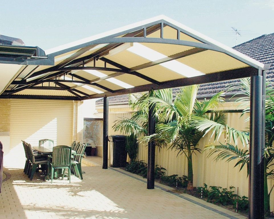 Image of: Patio Cover Designs Ideas