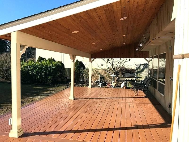 Image of: Patio Cover Ideas Cheap