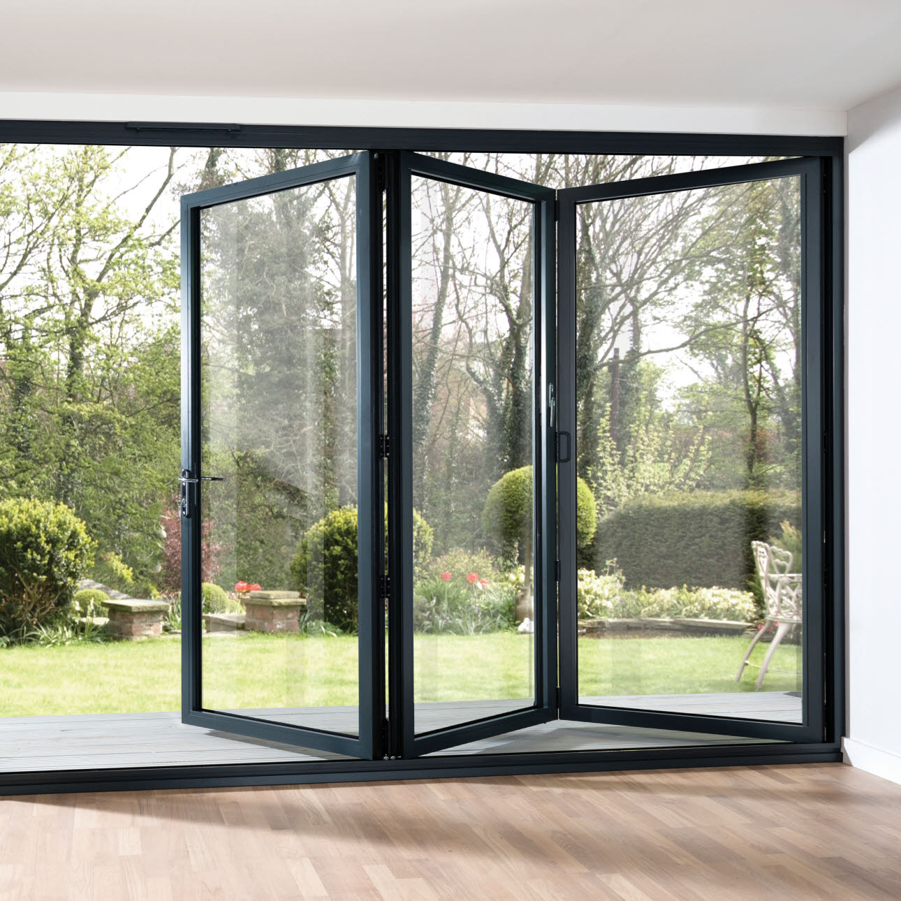 Image of: Patio Door Ideas Bifold