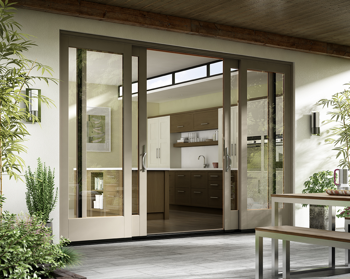 Image of: Patio Door Ideas Modern