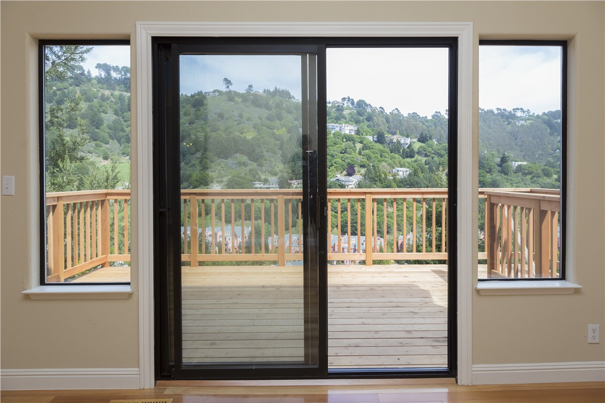 Patio Door Ideas Window