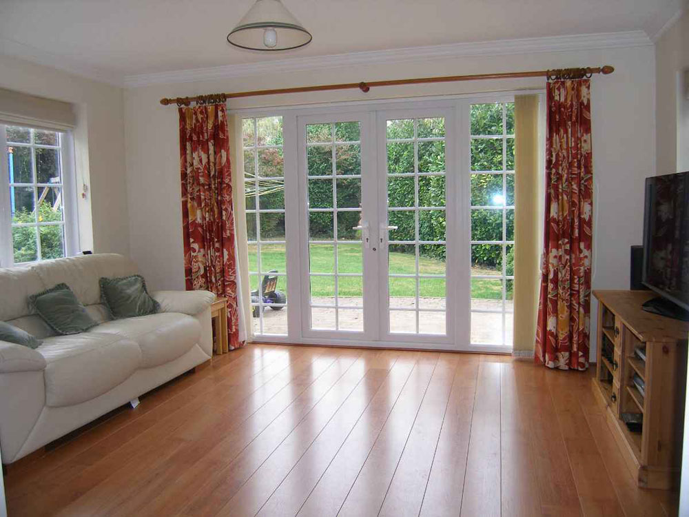 Patio Door Window Treatment Ideas Ideas
