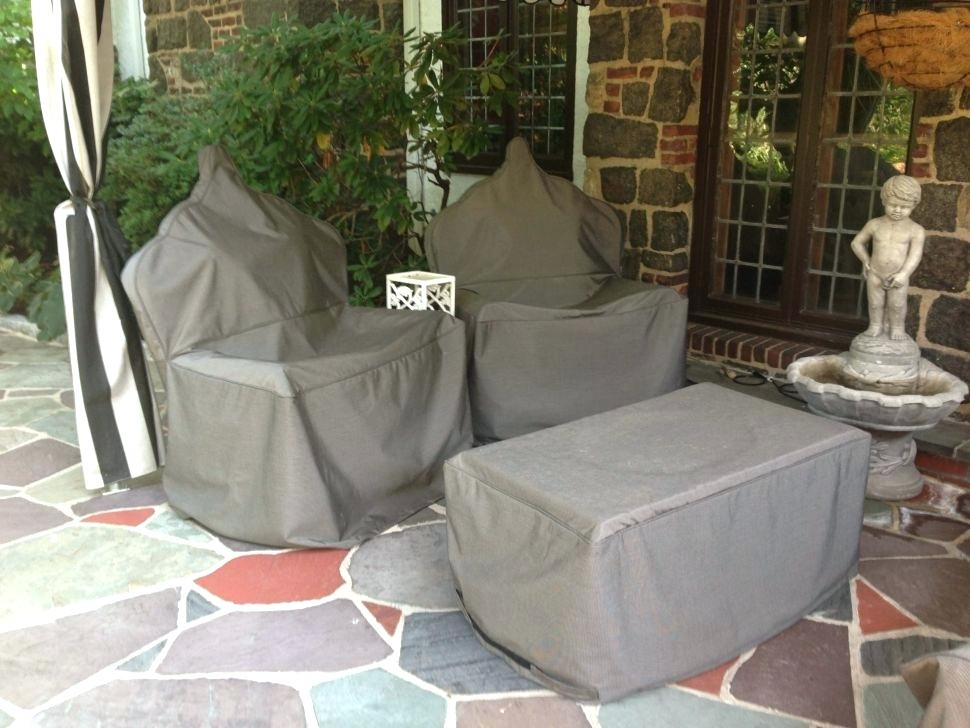Image of: Patio Furniture Cover Sets