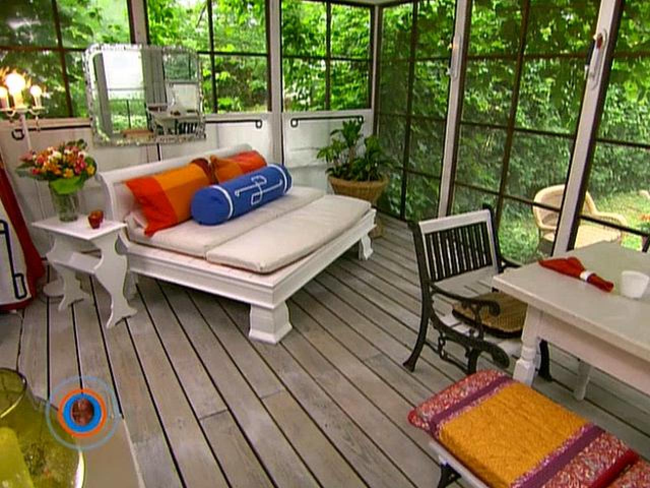 RV Awning Patio Room Ideas