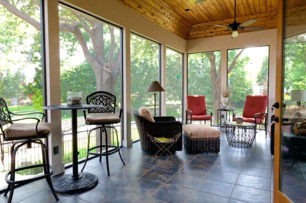 Image of: Small Indoor Patio Ideas