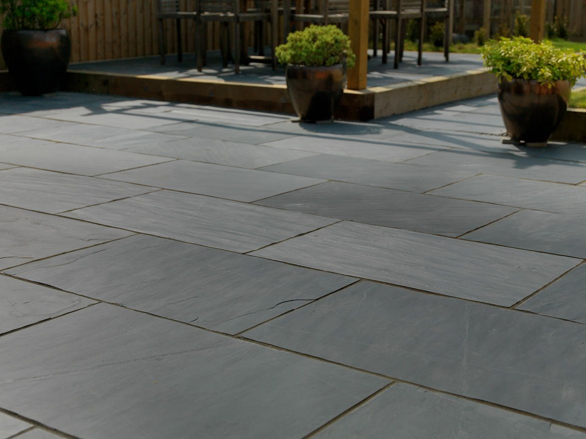 Small Slate Patio Ideas