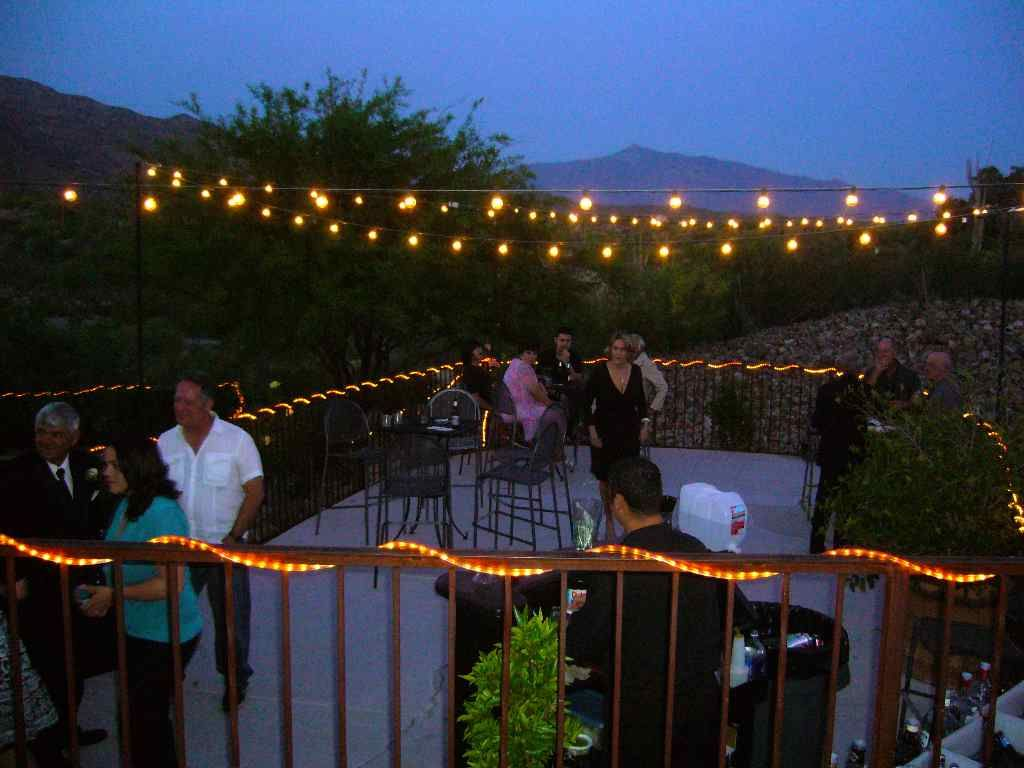 Image of: Top Covered Patio Lighting Ideas
