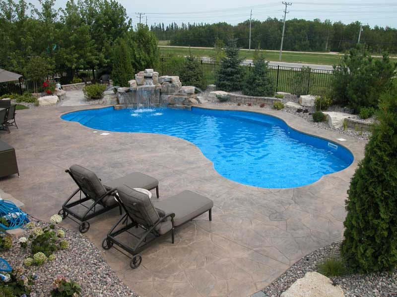Yard Pool And Patio Ideas