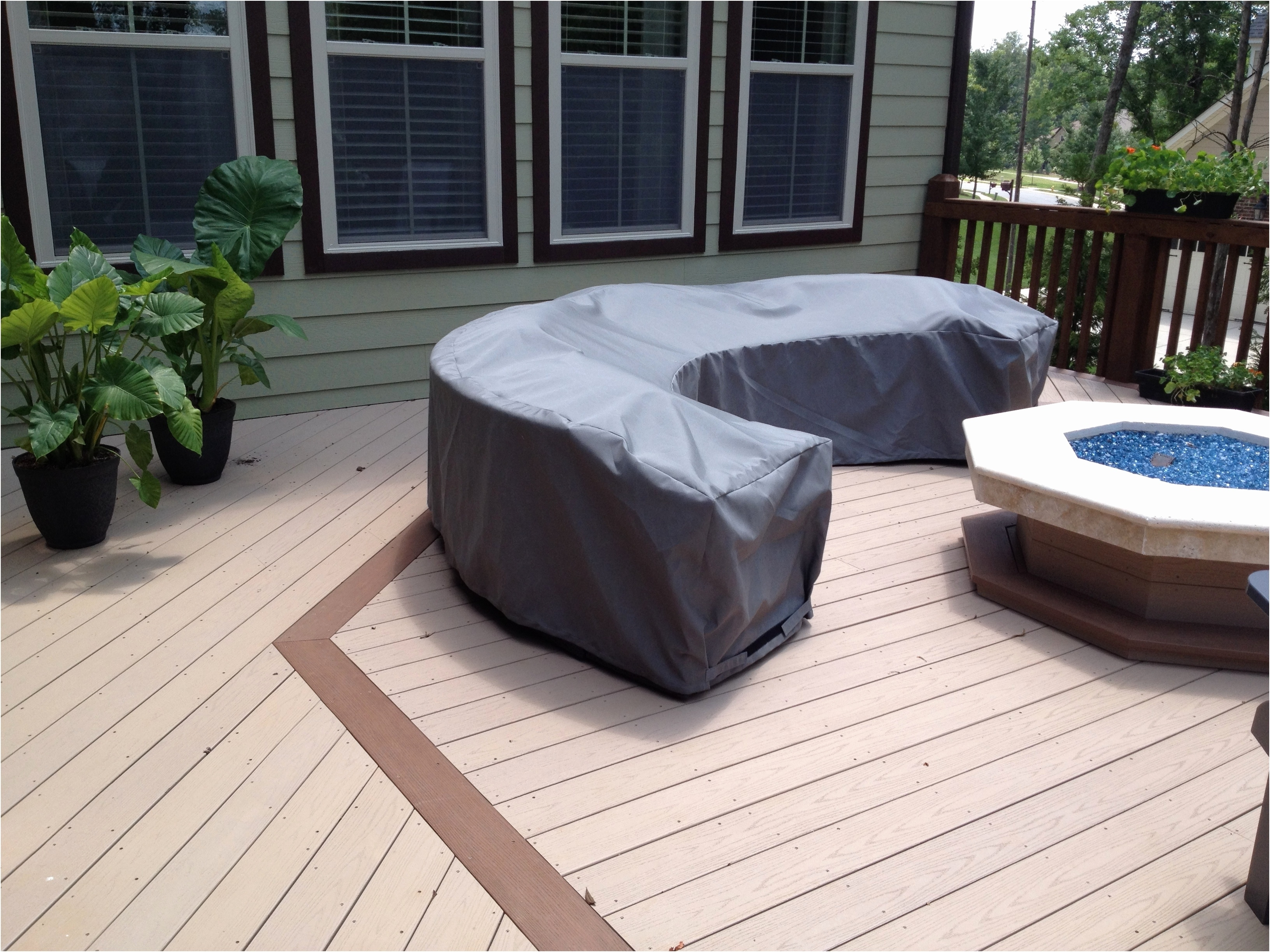 Image of: Patio Furniture Cover Reviews