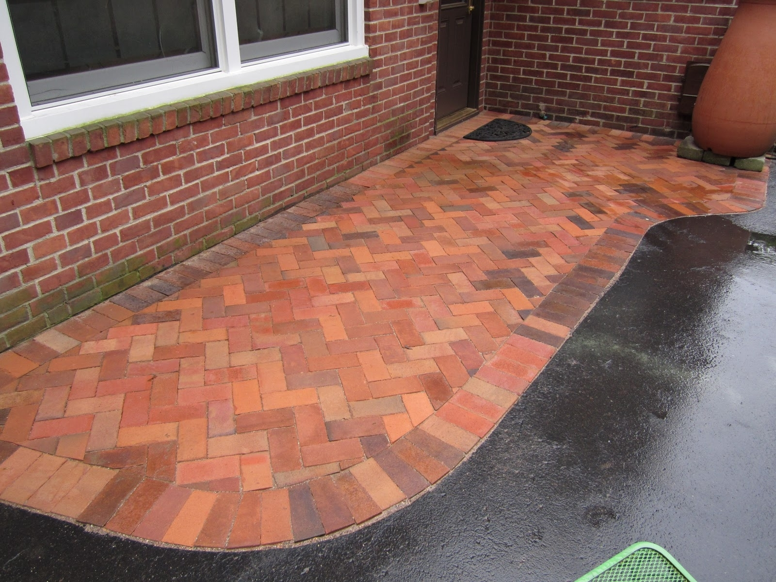 Image of: Small Paver Patio Design Ideas