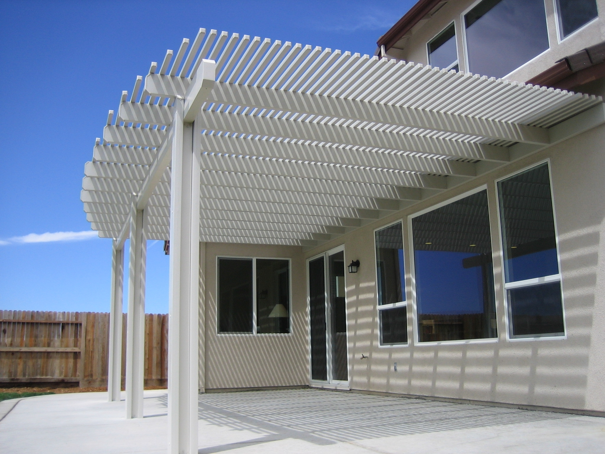 Vinyl Patio Cover Parts