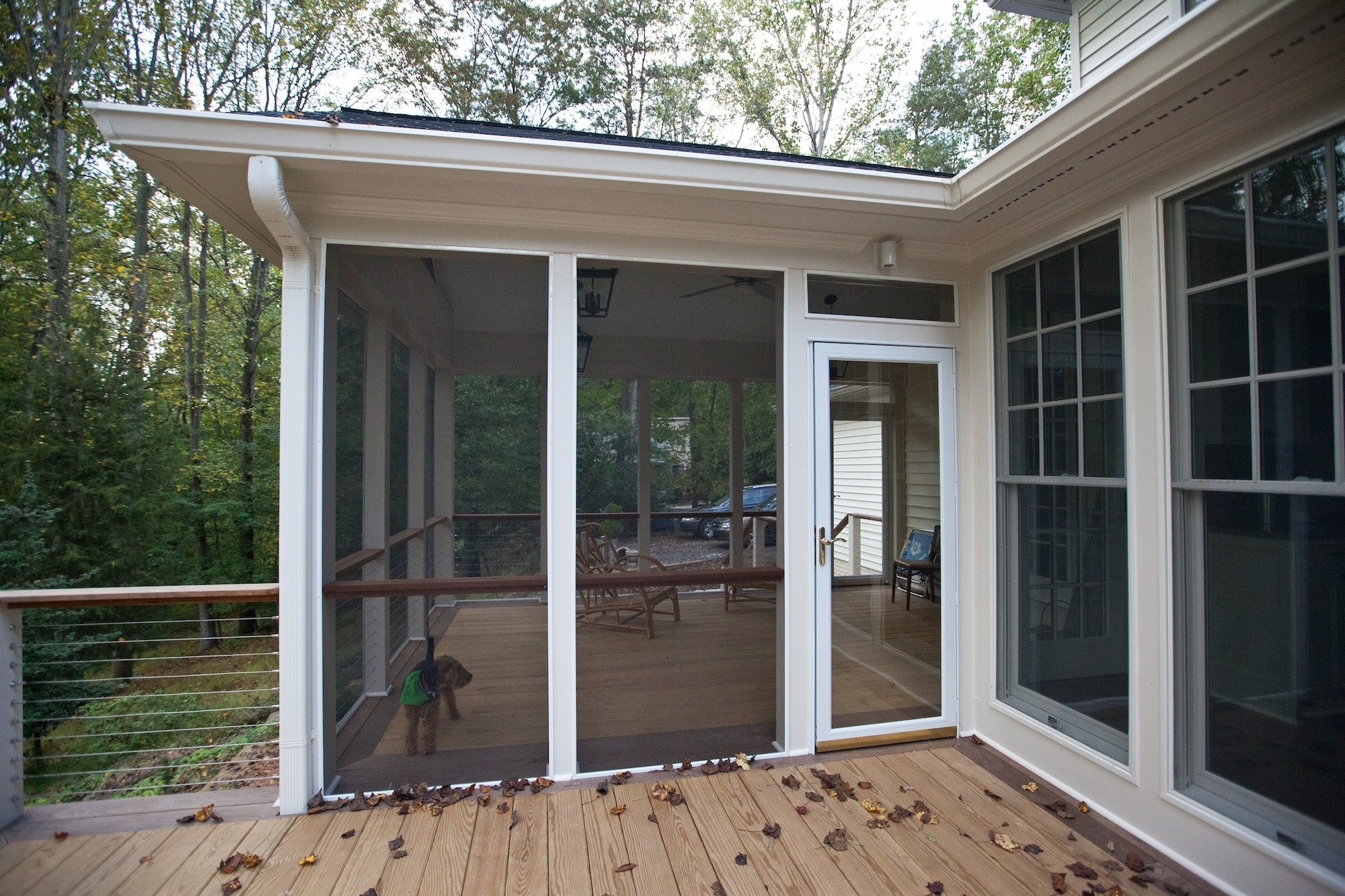 Image of: Enclosed Patio Ideas On A Budget