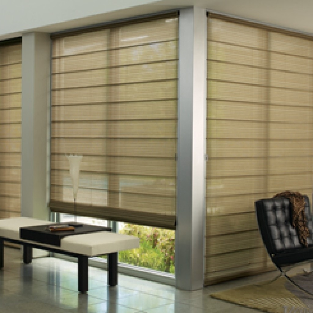 Image of: Fresh Patio Blinds Ideas