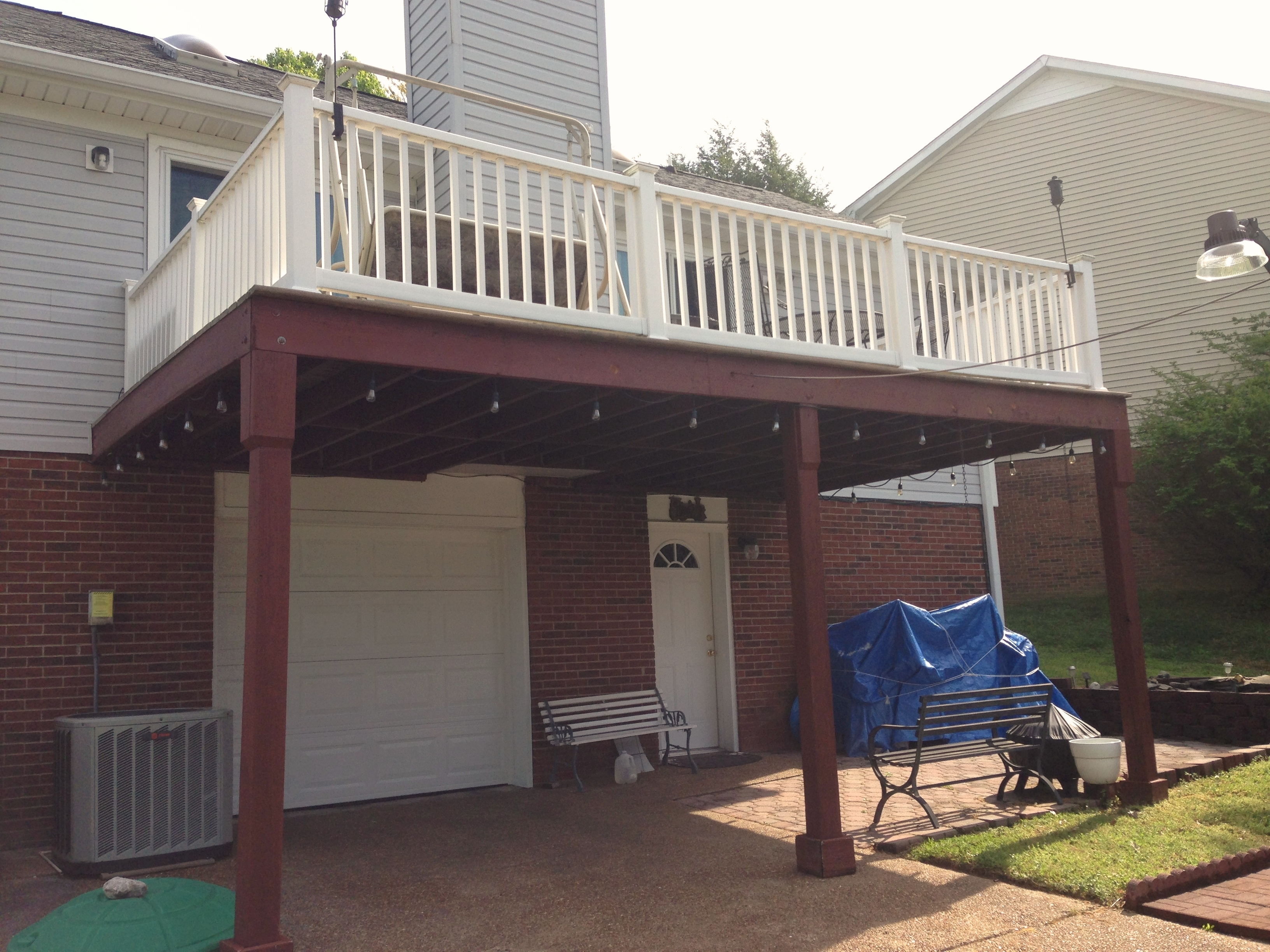 Insulated Patio Cover Kit